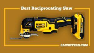 Best Reciprocating Saw - sawoffers.com